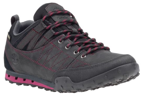 Greeley Approach GTX Fritidssko Dame BLACK