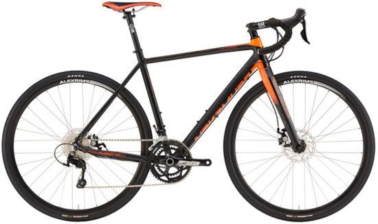 Pursuit 4.0 Cyclocross Sykkel SORT/ORANGE