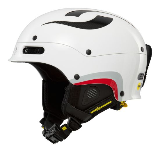 Trooper MIPS Helmet GLOSS WHITE