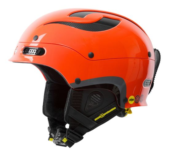 Trooper MIPS Helmet SHOCK ORANGE