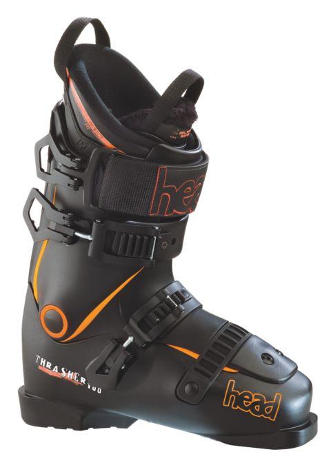 Thrasher 100 alpinstøvel BLACK/ORANGE