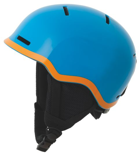 Rocket alpinhjelm barn/junior BLUE / ORANGE