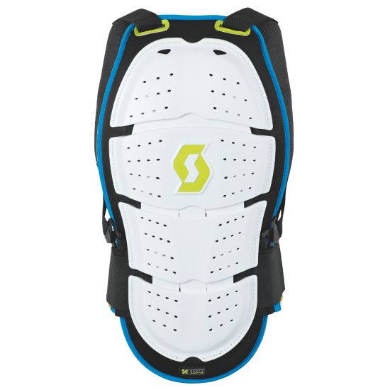 Back Protector Jr X-Active WHITE