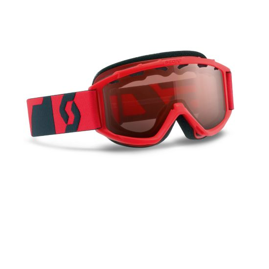 Jr Hook Up Goggle NEON RED LIGHT