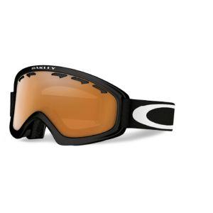 O Frame 2.0 XM - Matte Black - Persimmon goggles