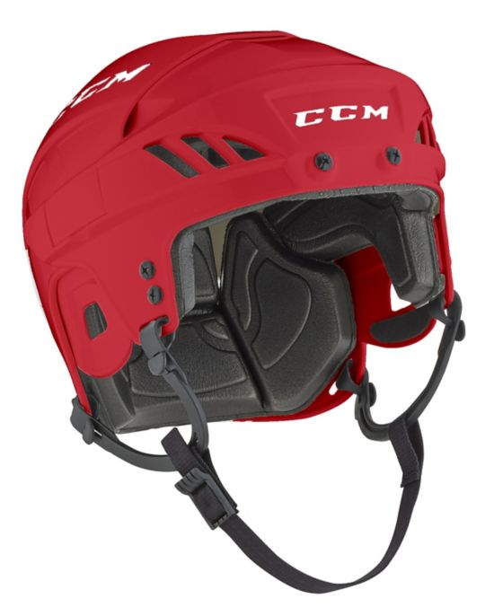 Fitlite 40 Hockeyhjelm  RED