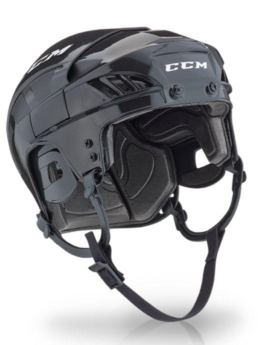 Fitlite 40 Hockeyhjelm  BLACK