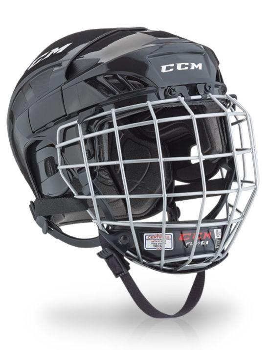 Fitlite 40 Hockeyhjelm Gitter