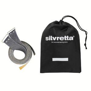 Silvretta Swiss Climbing Skin 1900/40 Mohair Mix Skifeller