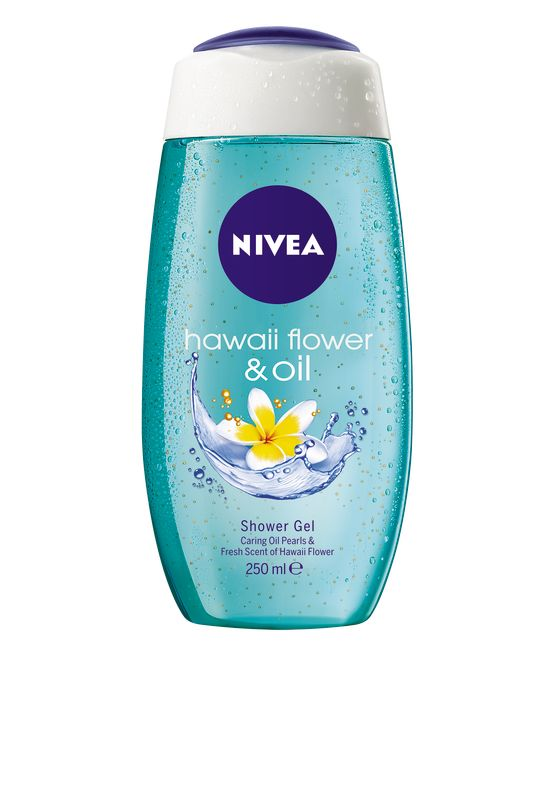 Shower Hawaiian Oil