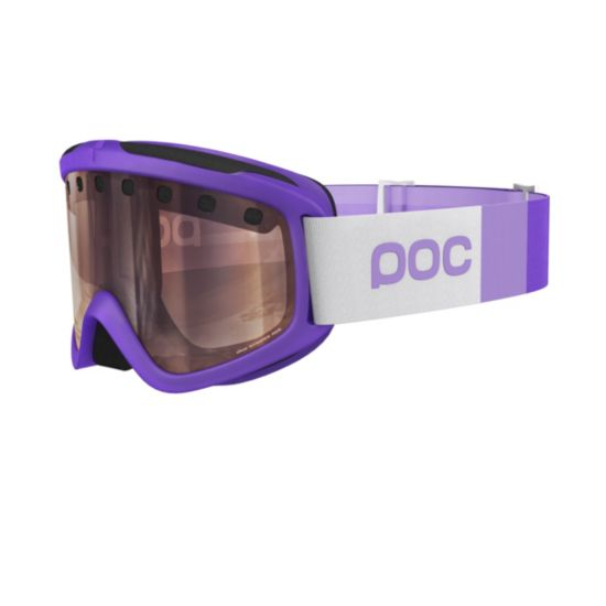 Iris Stripes Goggles MERCURY PURPLE