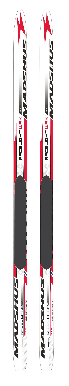 Racelight Wax Ski Barn HVIT/RØD/SVART