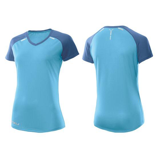Tech S/S T-skjorte Dame