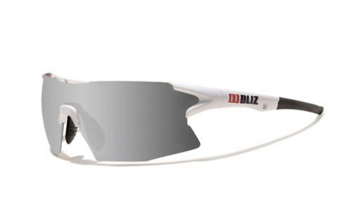 Tempo White Sportsbriller