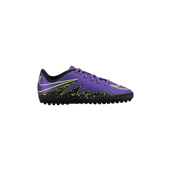 Hypervenom Phelon TF Fotballsko Grus Junior HYPER GRAPE/HYP