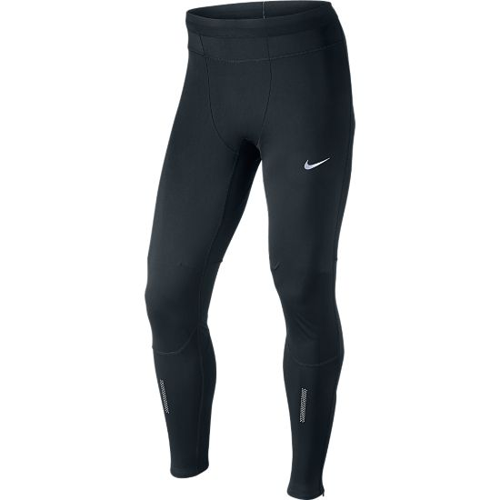 Dri-Fit Shield Løpetights Herre BLACK/REFLECTIV