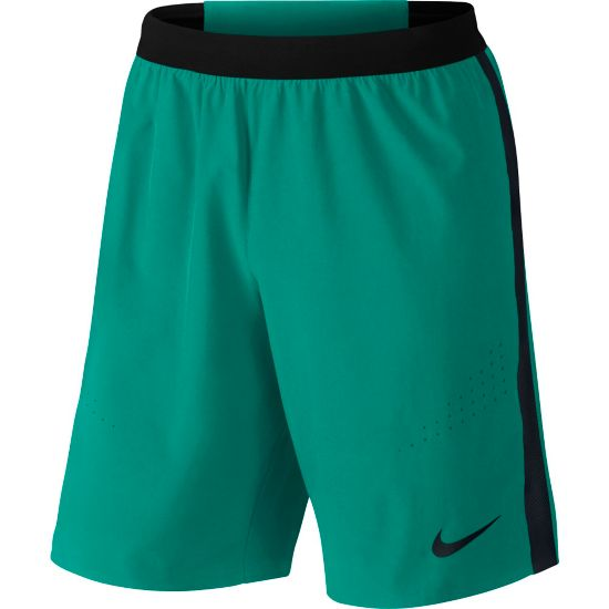 Striker Elite Football Shorts Herre RIO TEAL/BLACK/