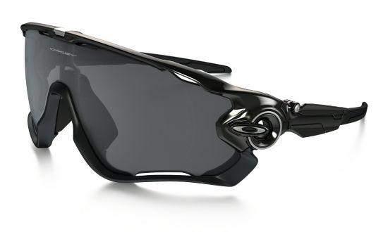 Jawbreaker Polished Black/Black Iridium