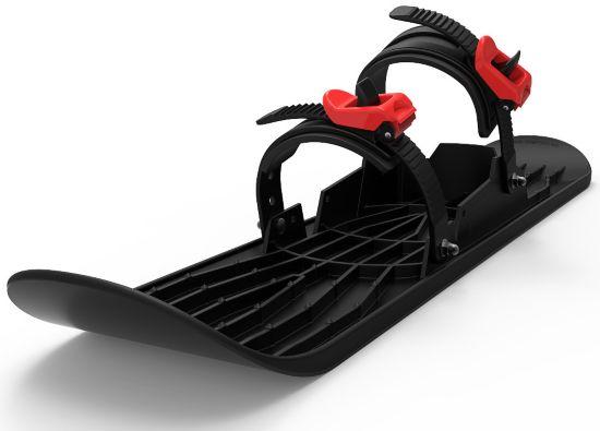 Onefoot Miniski BLACK