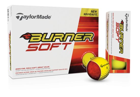 Burner Soft Yellow Dzn