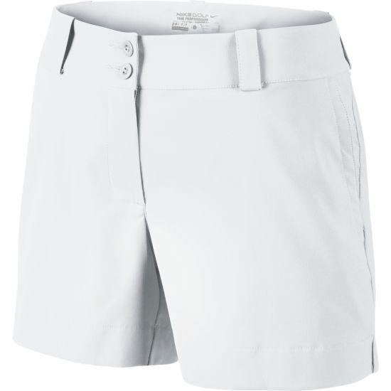 Modern Rise Sporty Short WHITE/WHITE