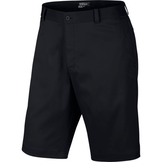 Flat Front Golfshorts Herre