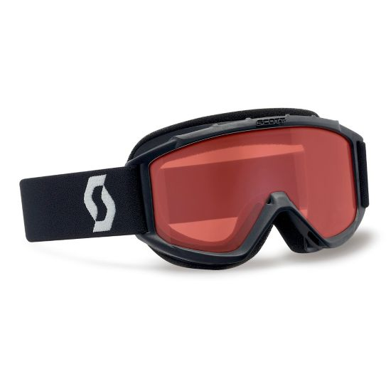 Hook Up Team Alpinbrille Junior BLACK AMPLIFIER