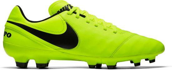 Tiempo Genio II Leather FG Fotballsko Gress Herre