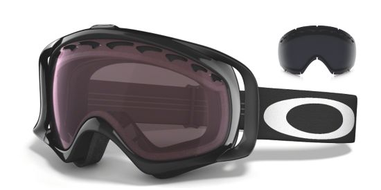Crowbar Jet Black Alpinbrille