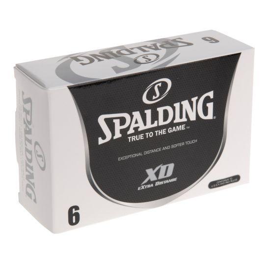 Spalding XD 6 stk pakke