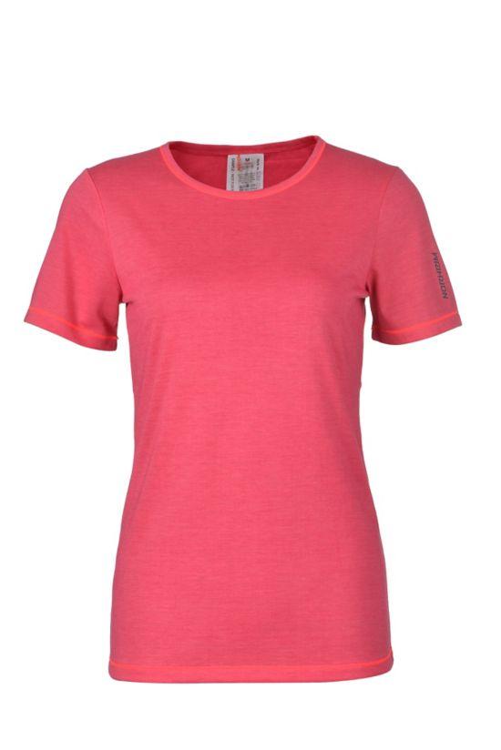 Molden Ull T-Skjorte Dame AZALEA PINK