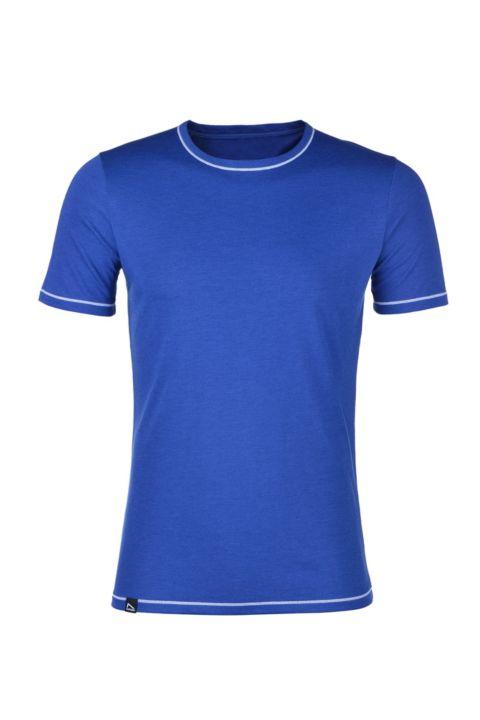 Molden t-skjorte herre SODALITE BLUE