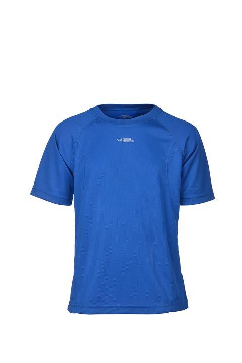 Martin II Trenings T-Skjorte Jr. BLUE DARK