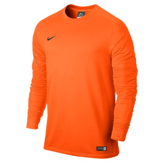 Park Goalie II Trøye Herre TOTAL ORANGE/BL