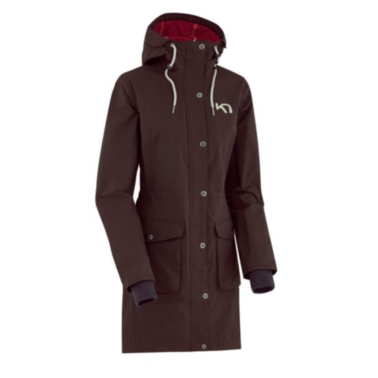 Sundve Parka Dame BROWN