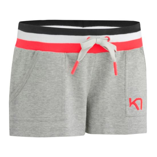Bjørke Shorts Dame GREY