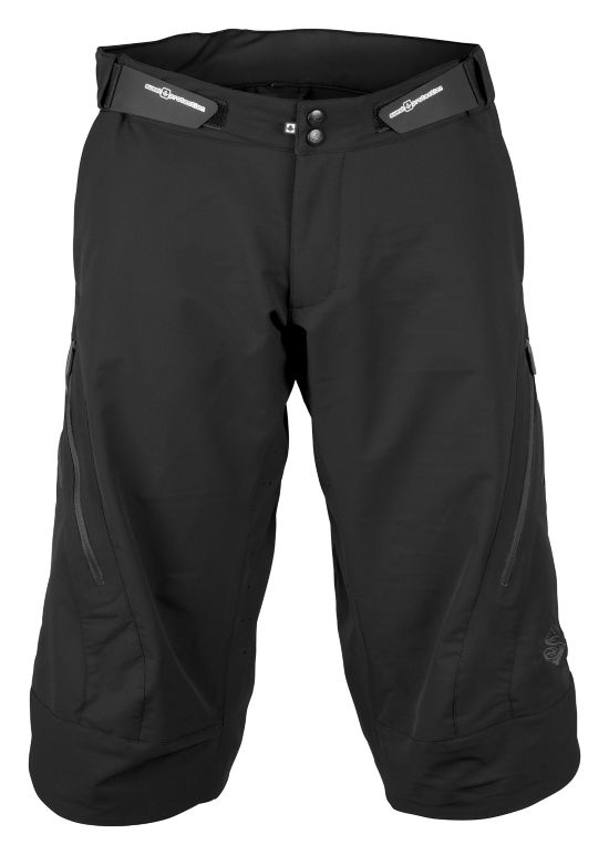 Hunter Enduro Shorts TRUE BLACK