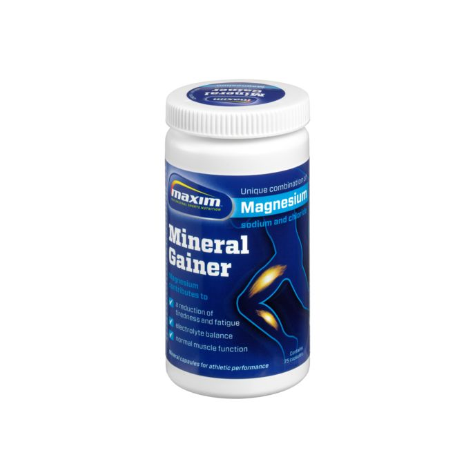 Mineral Gainer
