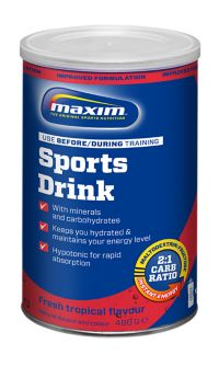 Sports Drink 480G Tropical