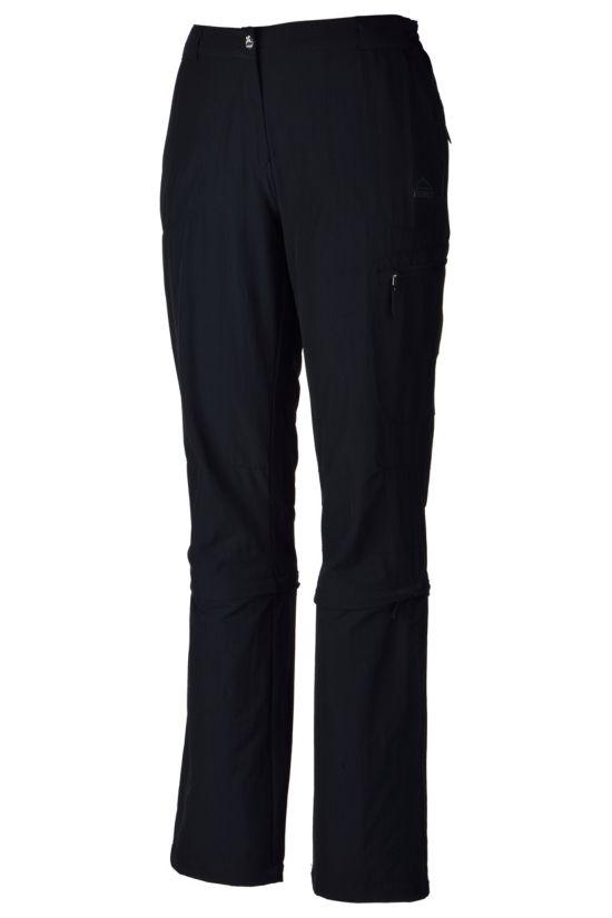 Mendoran Zip-Off Bukse Dame BLACK