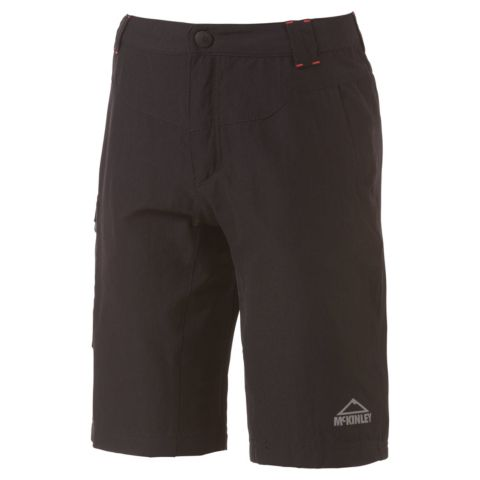 Tyro turshorts barn/junior BLACK
