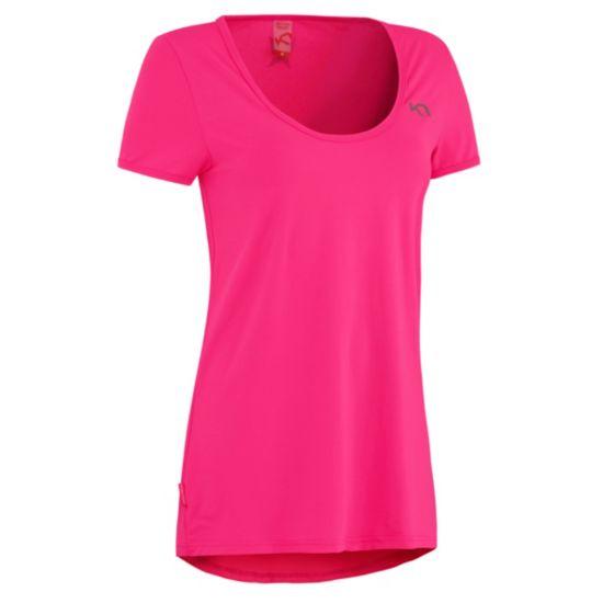 Myrblå Trenings T-Skjorte Dame KPINK
