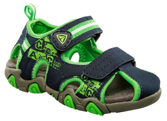 Emil II Sandal Barn NAVY   /GREEN