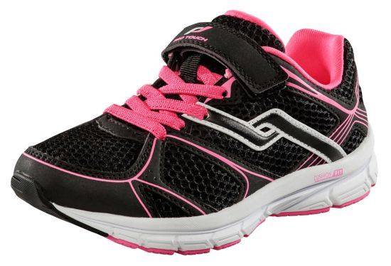 Elexir 6 Joggesko Jr. BLACK/PINK