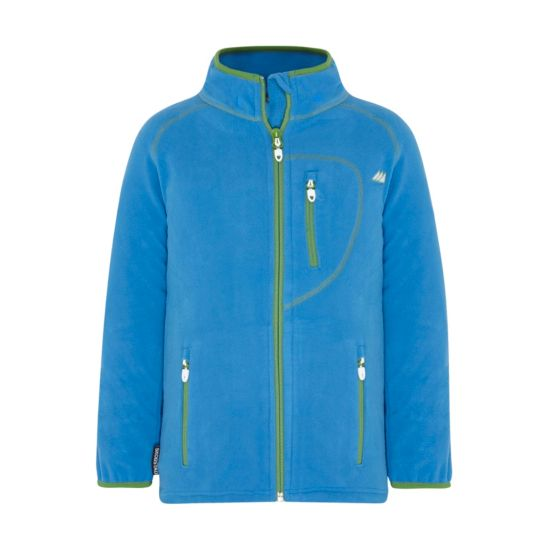 Jølstervatnet Microfleece Jakke Junior ULTRA BLUE