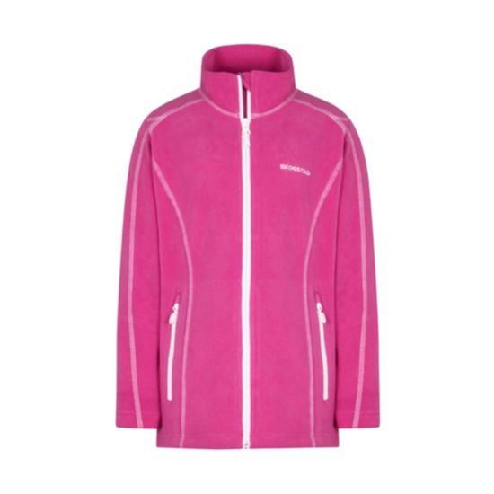 Rosehornet Microfleece Jakke Junior HOT PINK