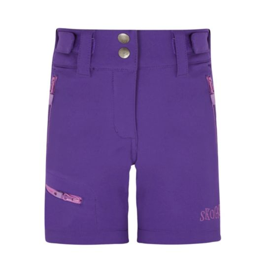 Sport Shorts Barn HOT PURPLE
