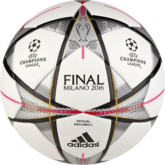 Offisiell Matchball Champions League Finale Milano 2016