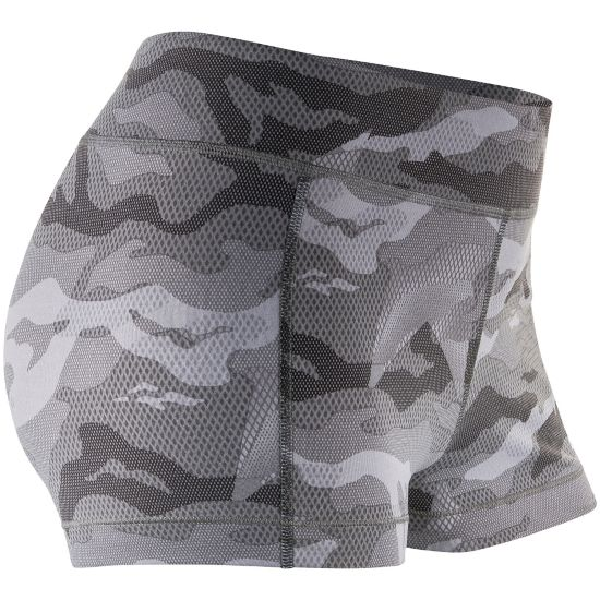 Os Nylux Short Dame COAL