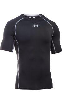 Armour Heat Gear Trenings T-Skjorte Herre